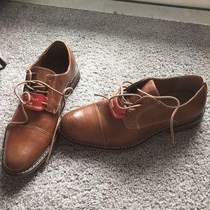 Brand new never worn men dress shoes